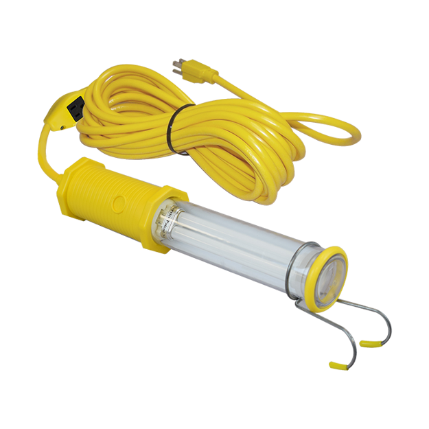 Picture of Stubby II, 50ft. cord, with switch, with Tool Tap (in-line outlet), with ballast in head (1113-5001)